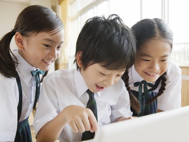 小学生、中学生のためのパソコン教室。資格取得。