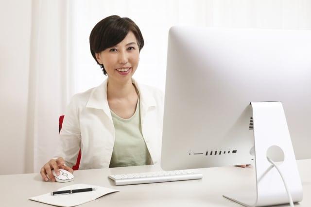 パソコンをビジネスに活用